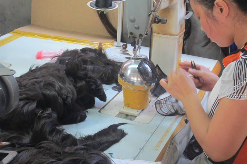 Dvd Wig Making 33