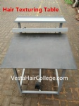 Hair texturing table